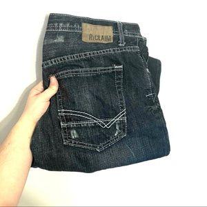 Reclaim Bootcut Dark Wash Jeans 32x34